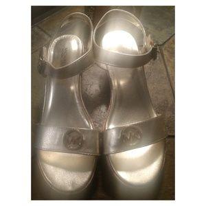 MICHAEL Michael Kors! Wedge Sandal
